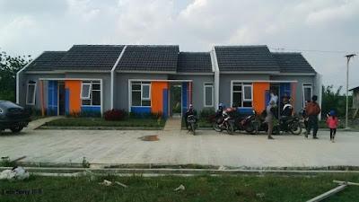 Rumah KPR Subsidi Bekasi Perumahan Mutiara Puri Harmony Cikarang