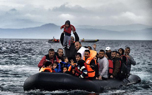 عدد اللاجئين العابرين إلى أوروبا يرتفع من جديد