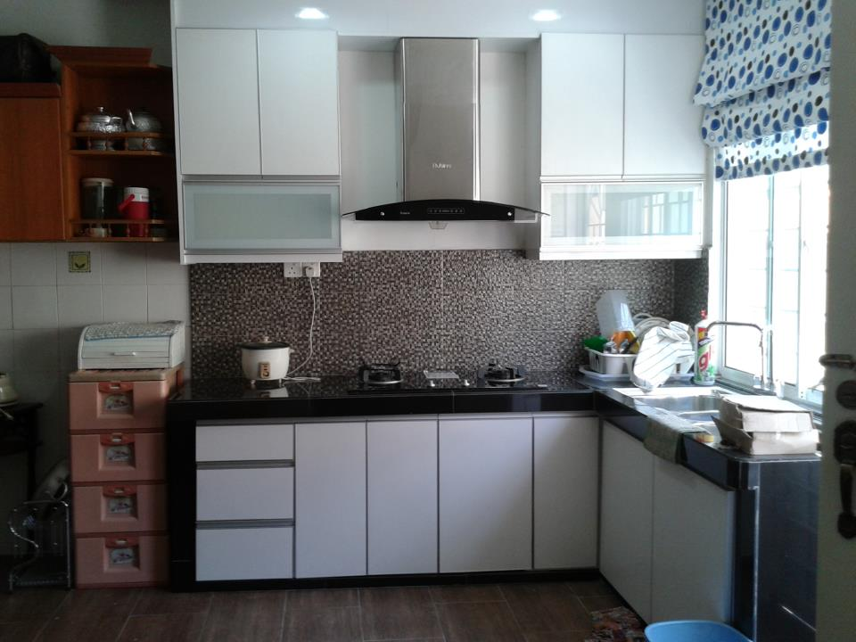 Ipro Kitchen Cabinet And Wardrobe Kabinet Dapur Simple