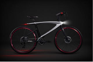 Meet The LeEco Smart Bike That Runs On Android 4GB Ram