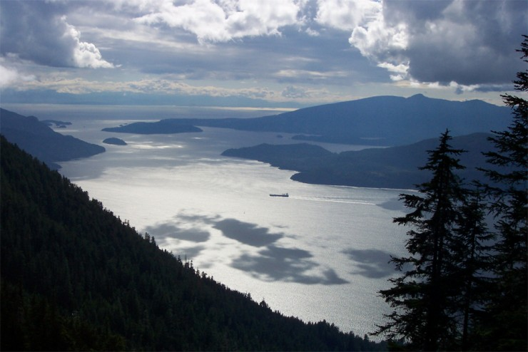 10. Howe Sound, British Columbia, Canada - Top 10 Beautiful Fjords Around the Earth