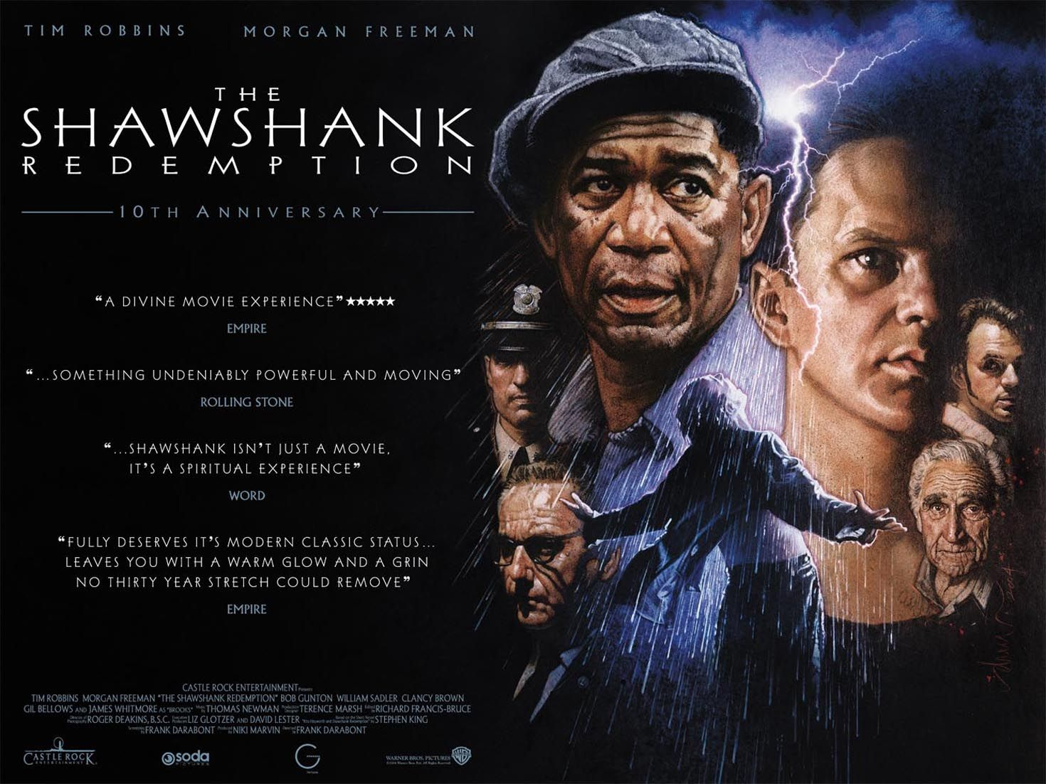 The Invisible Ink Blog Movies I Like The Shawshank