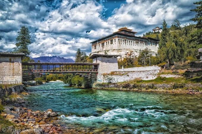 Rinpung Dzong (Paro Dzong)