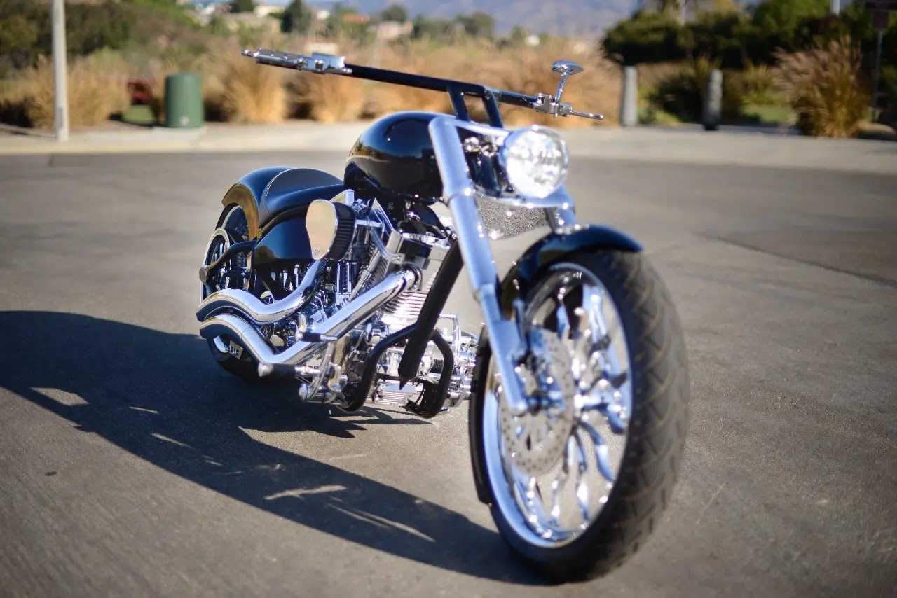 Kingpin Choppers: Turn Your Dream Of Owing A Chopper Into A