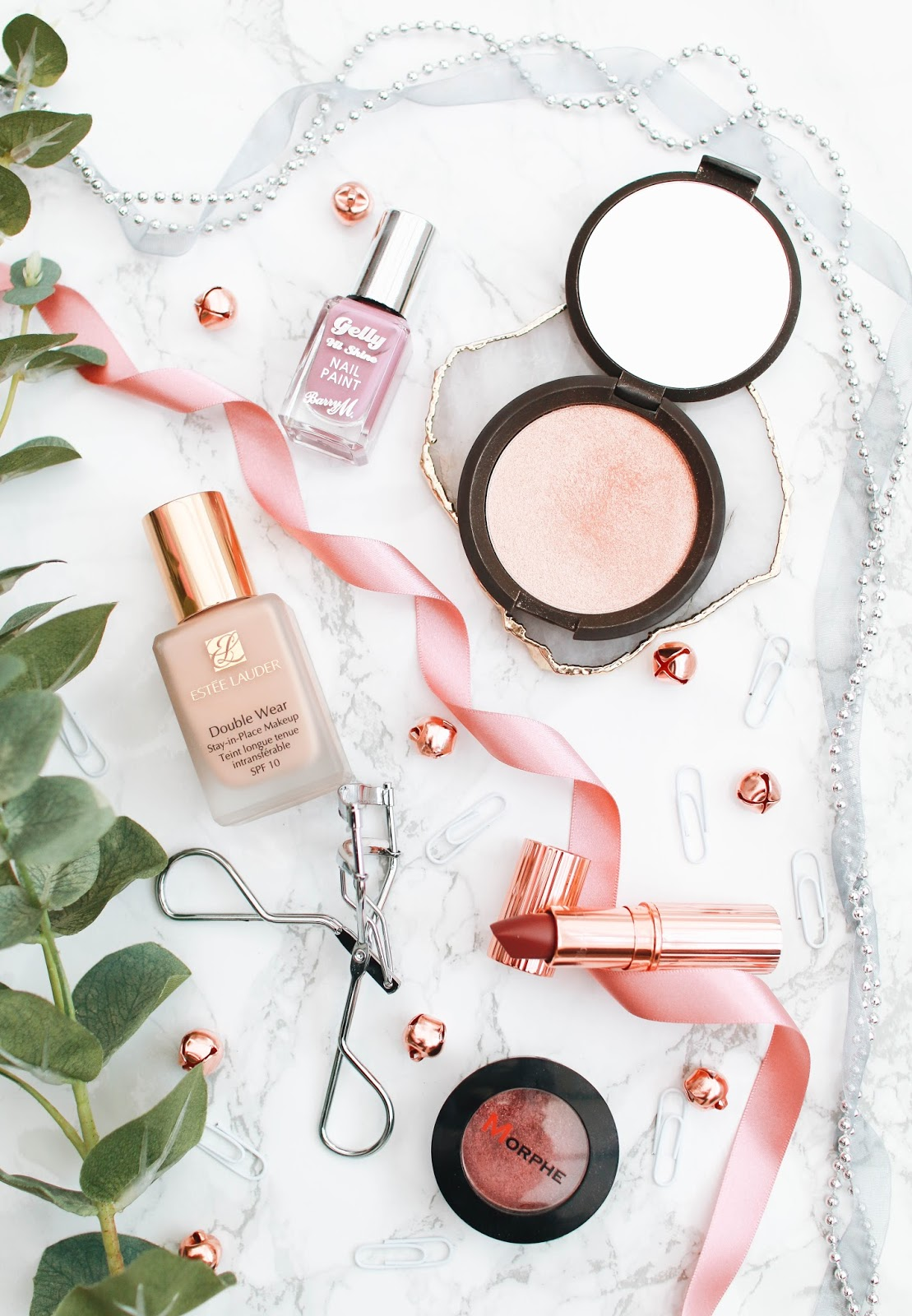 forever september, beauty blogger, lifestyle blogger, makeup, fashion, lifestyle, photography, flatlay, barry m, becca, charlotte tilbury, morphe, estee lauder