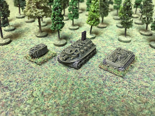3D printed tanks for Landships