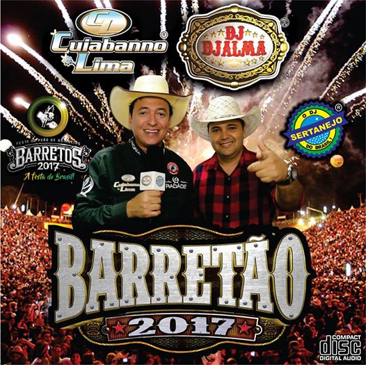 Download CD Barretão 2017, Baixar CD Barretão 2017