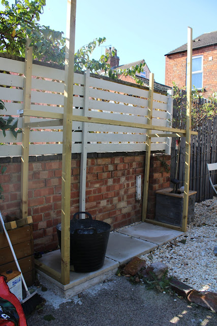 shed frame DIY