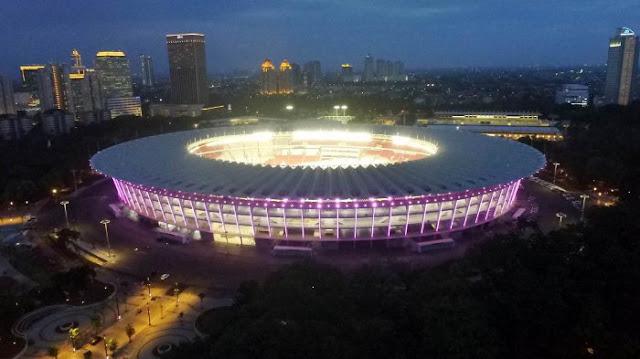 """Nama Stadion """"Gelora Bung Karno"""" adalah Ide Kyai NU"""