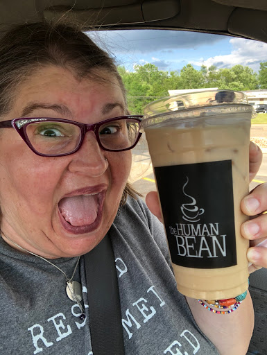 2021, Human Bean, Iced Mate Smoothie, Canton OH