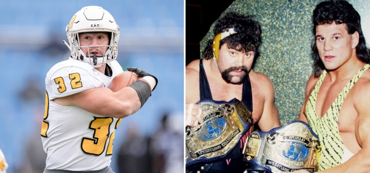 Comentaristas do WWE NXT não podem mencionar que Bron Breakker é filho de Rick Steiner