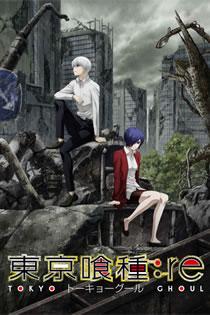 Tokyo Ghoul: re 2 Legendado
