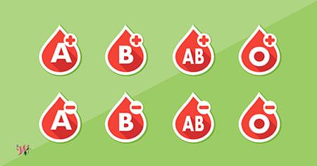 25 معلومة تقولها فصيلة دمك عنك