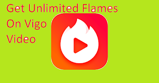 Unlimited Flame on Vigo Video Tricks