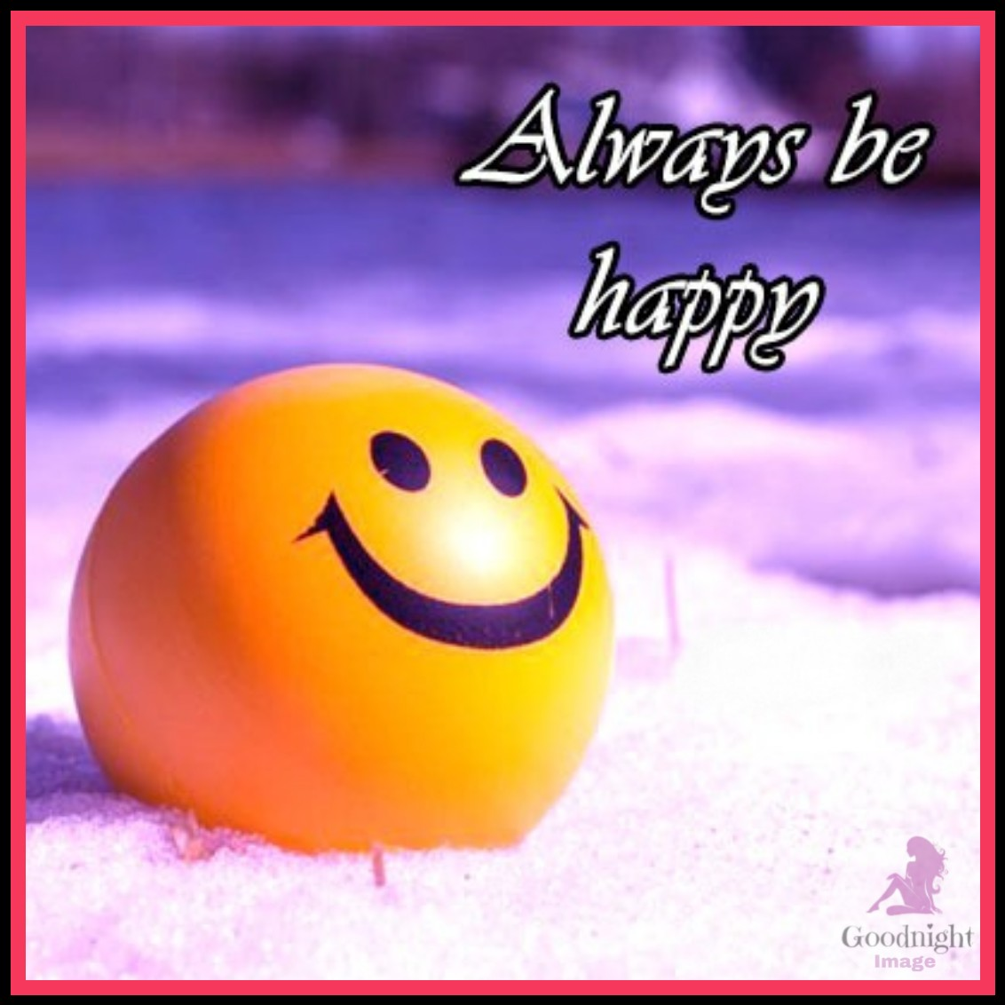 always be happy dp