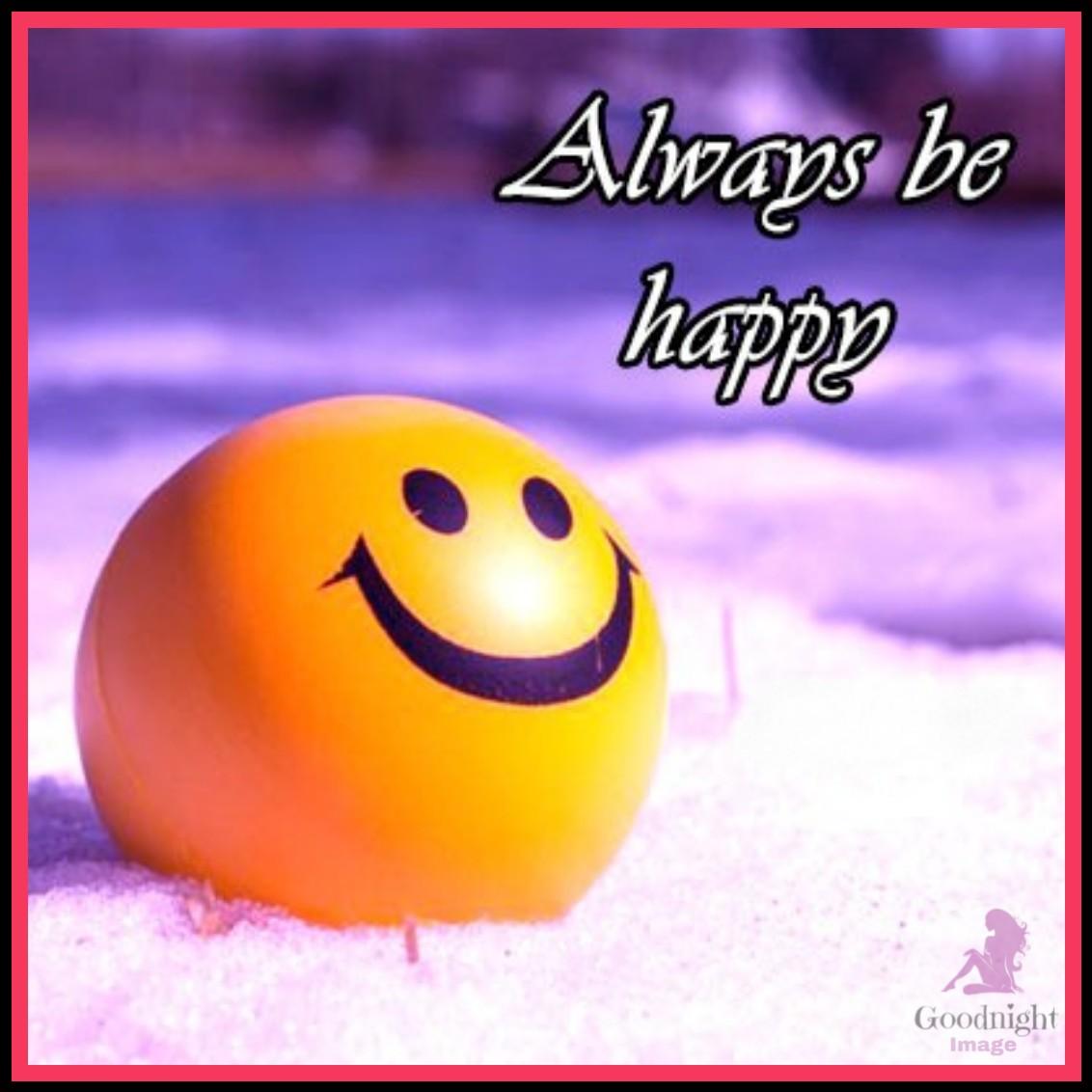 always be happy dp