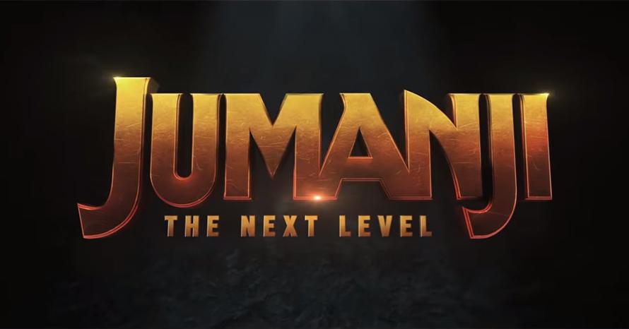 movie review Jumanji: The Next Level podcast