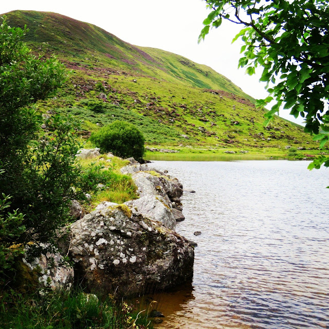 Lough Talt in County Sligo, Ireland