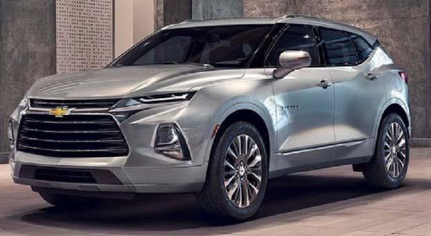 Produksi Chevrolet Blazer Dihentikan Sementara