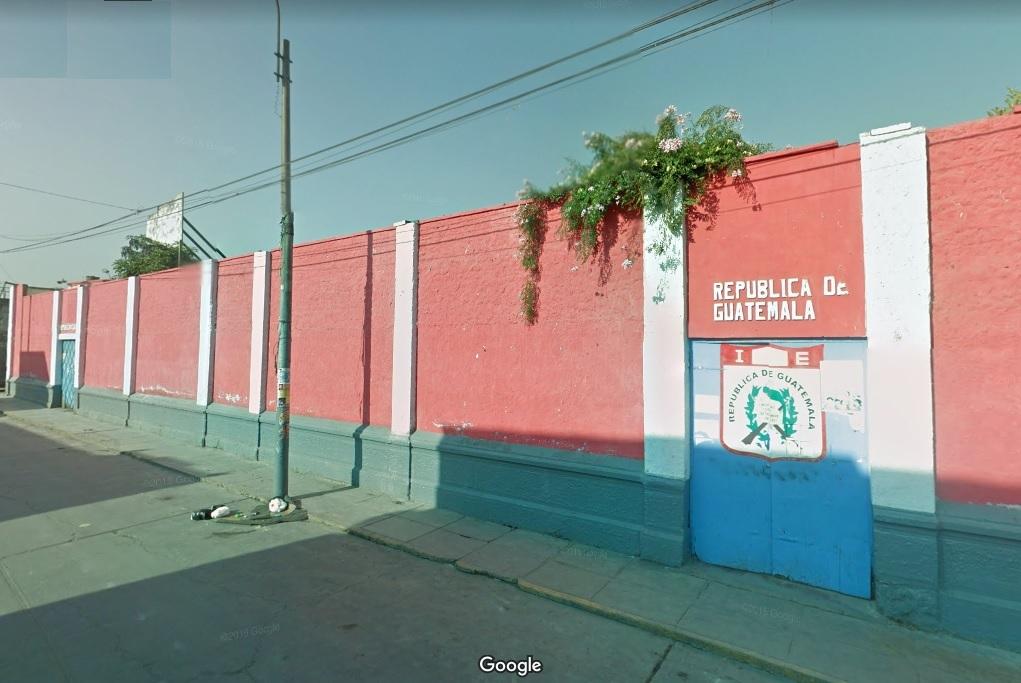 Escuela 022 REPÚBLICA DE GUATEMALA - Lima Cercado