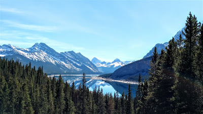 Spray Lakes Reservoir