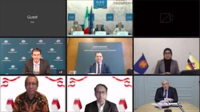 Pertemuan ke-2 Sherpa G20: Indonesia Dorong Implementasi Konkret Kesepakatan G20