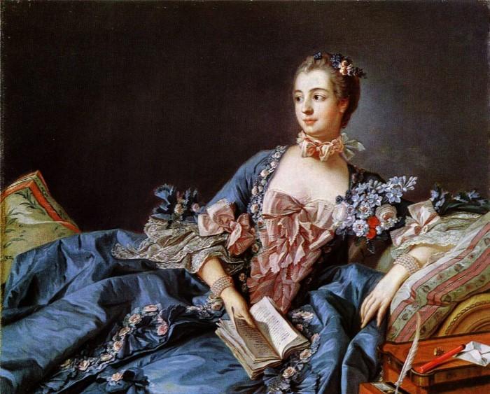 Женщины в живописи. От древности до нашего времени 36