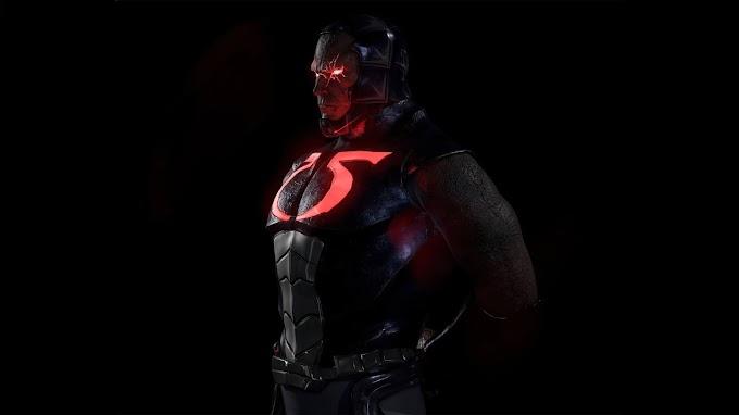 Papel de Parede Vilão Darkseid