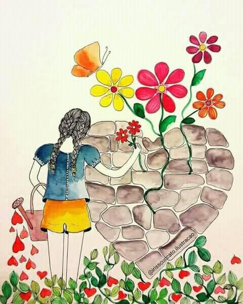 Aprenda a Fugir para Florir