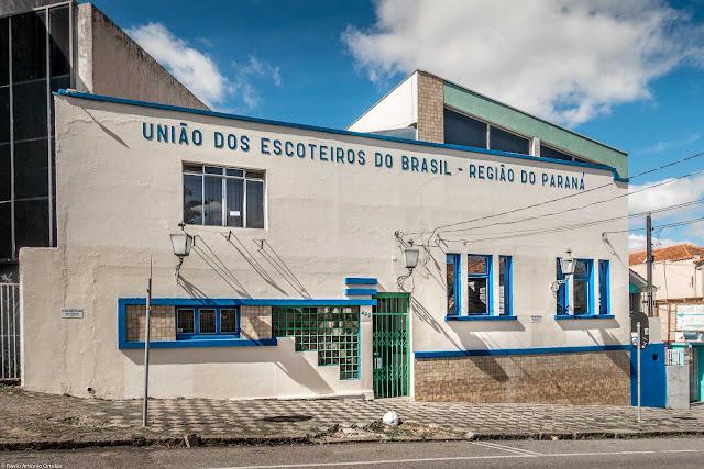 União dos Escoteiros do Brasil - Região do Paraná