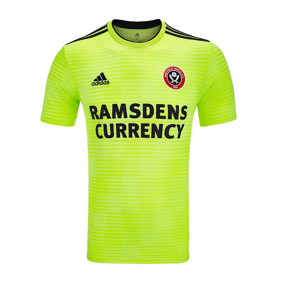 Footyheadlines Manchester United 2018 19 Season Home Kit: Sheffield United 18-19 Away Kit Released