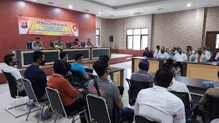 Kapolres Pandeglang: Bidkum Polda Banten Gelar Penyuluhan Hukum di Polres Pandeglang