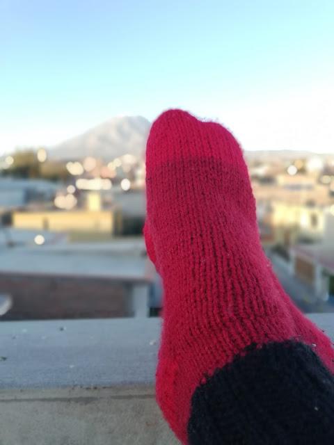 Easy socks to knit (English Version)