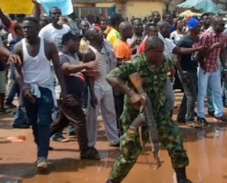 Edo Election: Defeated PDP In Bloody Protest, Threaten To Go Into Militancy ...Watch Video