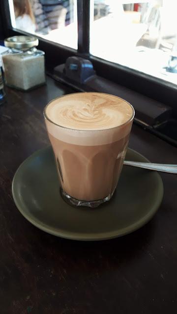 Ranges at Olinda Cafe Coffee