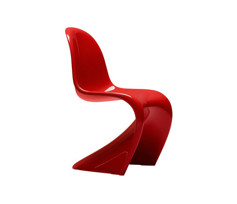 My magical attic verner panton at vitra design museum - Verner panton phantom chair ...