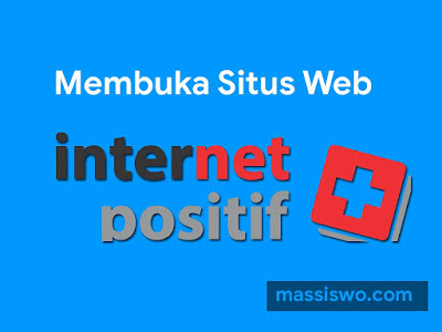 Mengatasi Internet Positif