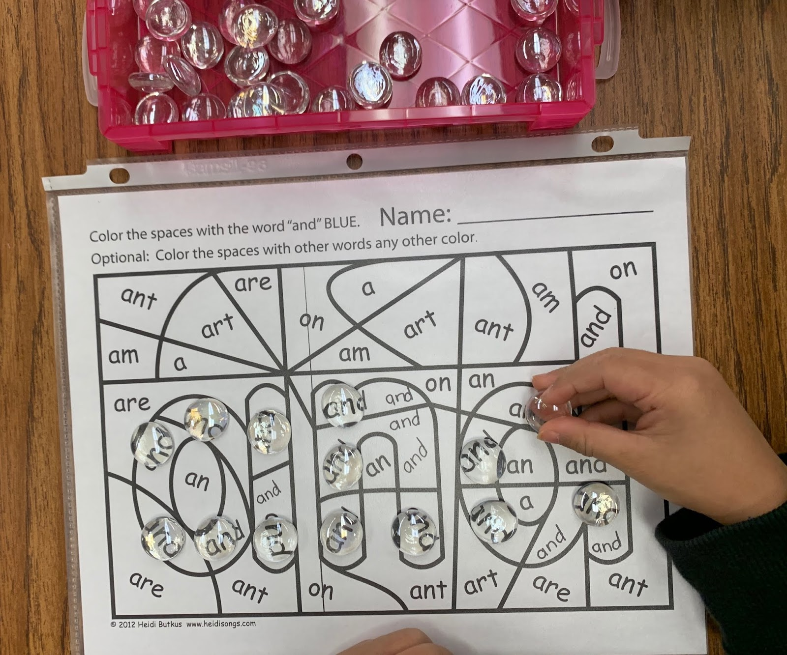 medium resolution of 20 Hands-On Ways to Build a Sight Word
