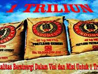 Wow, Tahun 2019 PT. Semen Tonasa Target Laba Penjualan Semen Rp.1 Triliun