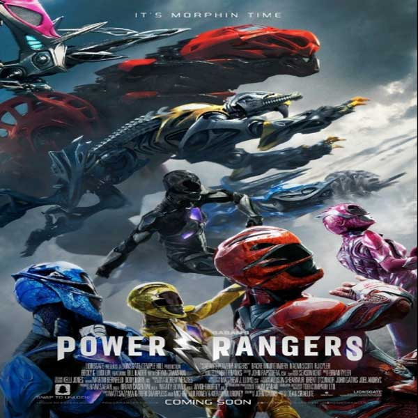 Power Rangers, Power Rangers Trailer, Power Rangers Synopsis, Power Rangers Review