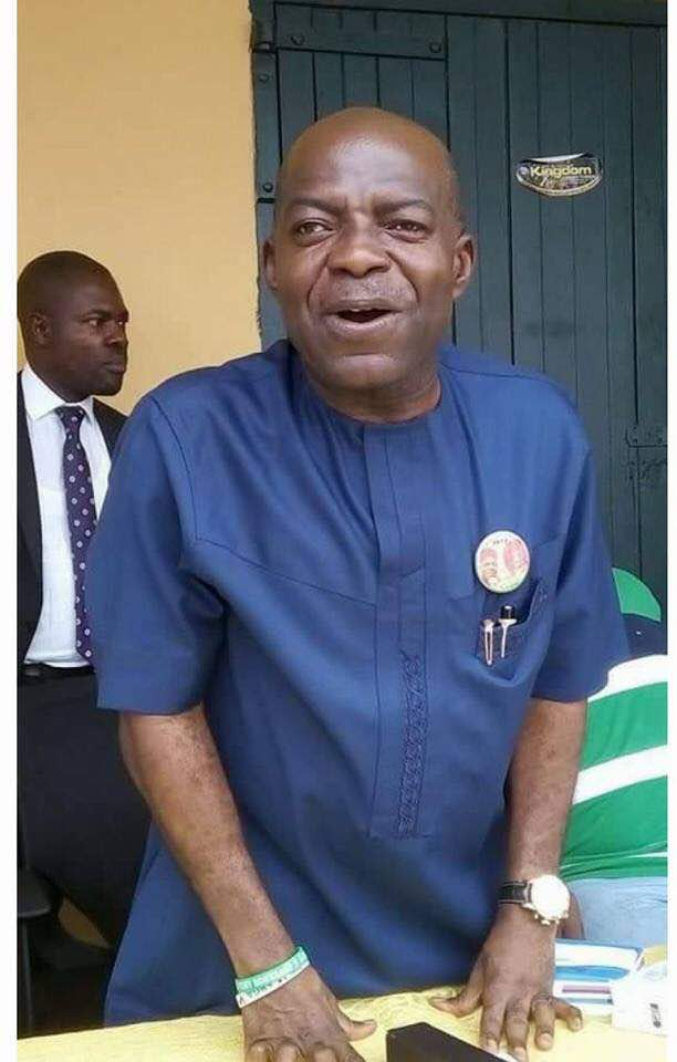 PANDEMONIUM BECLOUDS OTTI, AS BAILIFF DULY SERVES HIS FACTIONAL PARTY CHAIRMAN