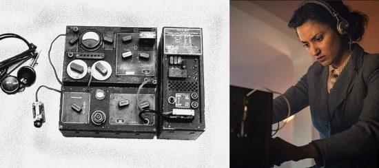 Noor Inayat Khan, Spy Princess, Nora Baker, World War II, radio operator, Doctor Who, Spyfall, India, Heroine
