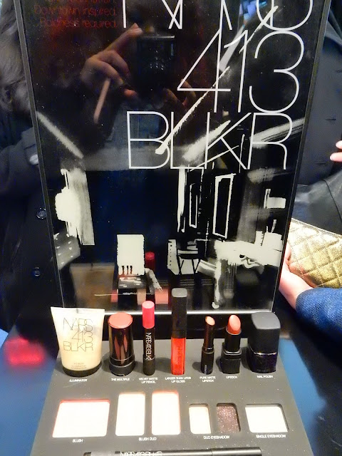 NARS 413 BLKR Collection 2016 - www.modenmakeup.com