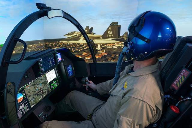 Military flight training schools market