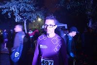 O atleta Gabriel de Castro participa da corrida para homenagear um amigo