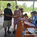 Pemerintah Desa Ratatotok Tenggara Salurkan BLT Bagi 34 KPM