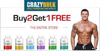 Dianabol Testimonial From CrazyBulk