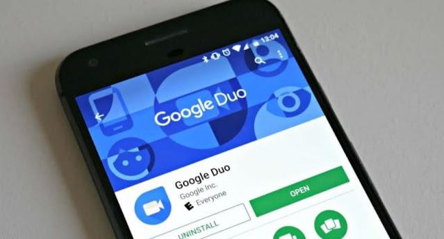 طريقة استعمال تطبيق Google Duo وفي جهاز الحاسوب