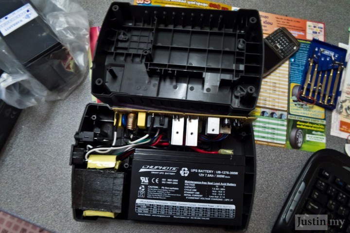 1000w Dell Power Supply Wiring Diagram Hardware Solutions Ups Repairing