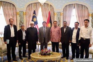 Laju Presiden PAS mengorak langkah